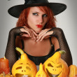 halloween Magic — Stockfoto #6473164