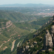 Montserrat mountains 8 - Stock Photo