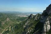 Montserrat mountains 8 — Stock Photo