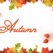 Autumn — Stock Photo #6690887