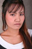Thai girl — Stock Photo