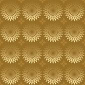 Vector geométrico textura con elementos redondos — Vector de stock