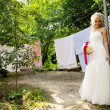 Stock Photo: Beauty Bride