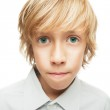 Portrait of young boy — Stock Photo #6678460