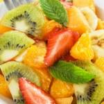 Fresh fruit salad — Stock Photo #6681253