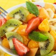 Fresh fruit salad — Stock Photo #6681256
