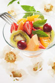 Fruktsallad — Stockfoto