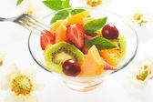 Fruit salad — Stock fotografie