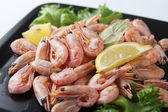 Coldwater shrimps — Stock Photo