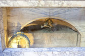 Italy. A pantheon. Raphael's tomb — Stock Photo