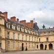 France, Fontainebleau palace - Stockfoto