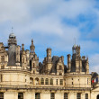 Castle of a valley of the river Loire. France. Chambord castle (Chateau de — Stock Photo