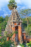 Bali. Indonesia. A temple in jungle — Stock Photo