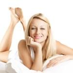 Beauty woman relaxing — Stock Photo #6120983
