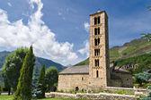 église romane de sant climent de taull, catalogne, espagne — Photo