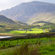 Beautiful landscape in Snowdonia, Wales — Stock Photo #6636485