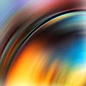 Rainbow swirl background — Stock Photo