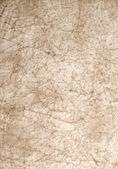 皱纹的纸 — 图库照片