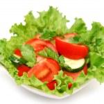 Fresh salad — Stock Photo #5545276