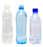 Three bottle — Stock Photo