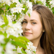 Spring portrait — Stock Photo