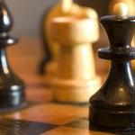 Chessmen — Stock Photo #6296451