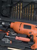 Tools case — Stock Photo