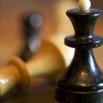 Chessmen — Stock Photo