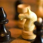Chessmen — Stock Photo #6303293