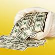 Money bag — Stock Photo #6670519