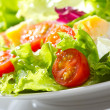 Fresh salad — Stock Photo #5447166