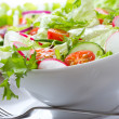 Fresh salad — Stock Photo #5447193