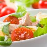 Tuna salad — Stock Photo #5537238
