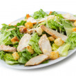Caesar Salad - Lizenzfreies Foto