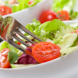 Fresh salad — Stock Photo #5637403