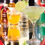 Margarita cocktail — Stock Photo