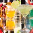 Stock Photo: Margaritcocktail