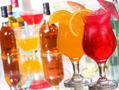 Cocktails — Stockfoto