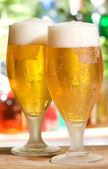 Verres de bière — Photo