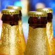Royalty-Free Stock Photo: Bottles of beer