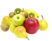 Fruit in assortment — Stock Photo