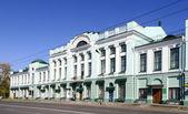 Vrubel museum av grafiska arts.omsk.russia — Stockfoto