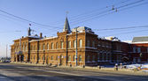 Building of town council.Omsk,Russia — Stock Photo