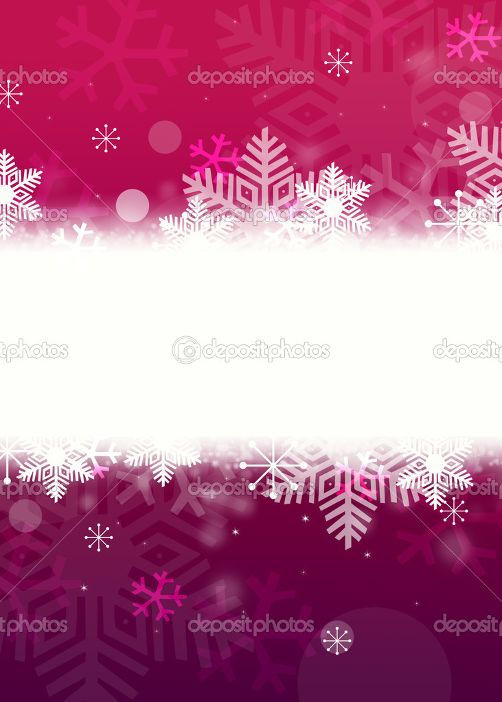 Christmas card background  Stock Photo #6142808