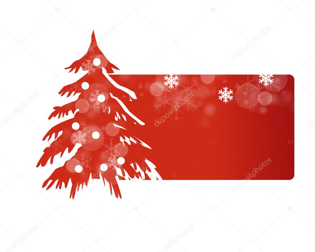 Christmas card background — Stock Photo #6147265
