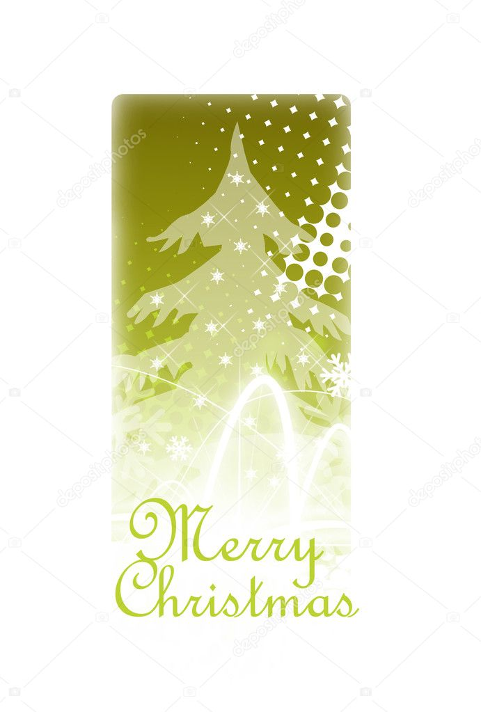 Christmas card background — Stock Photo #6147273