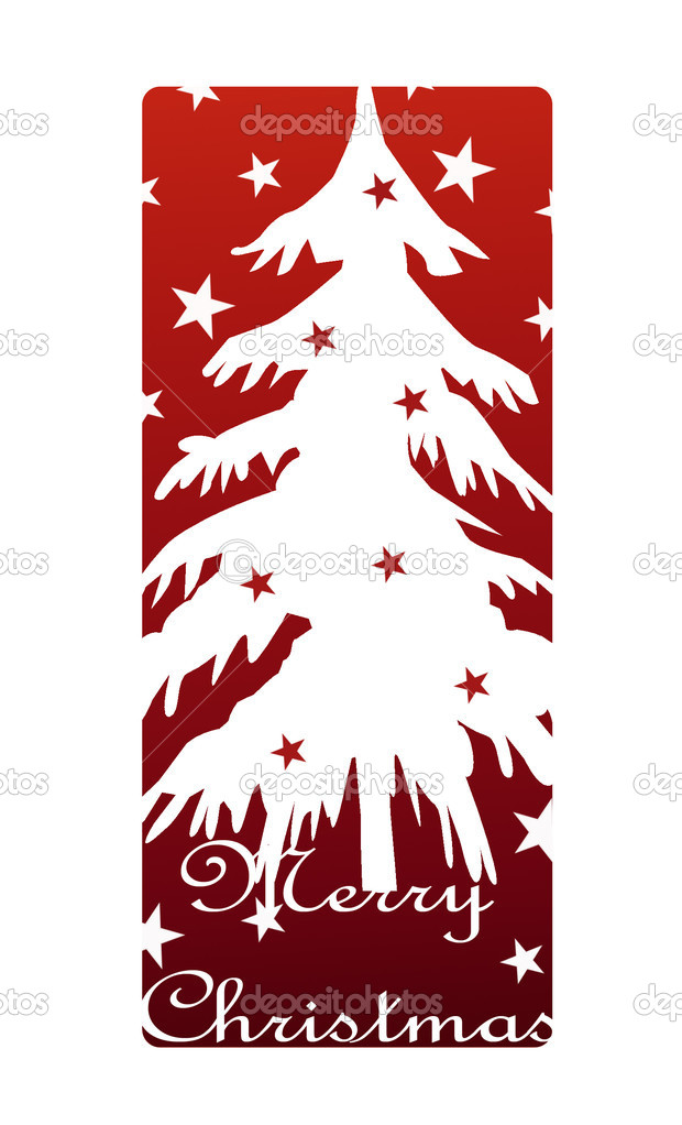 Christmas card background — Stock Photo #6147290