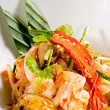 Fresh seafood thai salad - Stock Photo