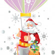 Santa Claus — Stock Vector #6535575