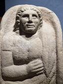 Etruscan gravestones — Stock Photo